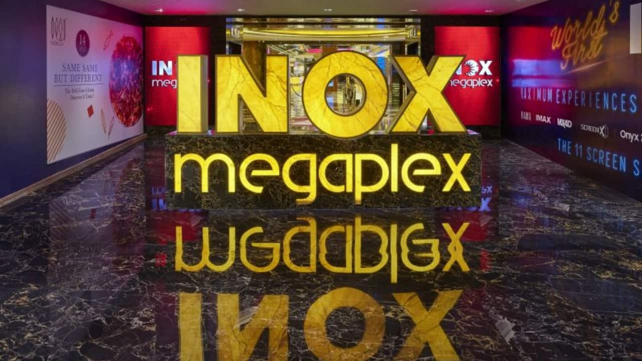 Inox has launched world's first megaplex in India with an investment in the range of Rs 50 to Rs 60 crore.