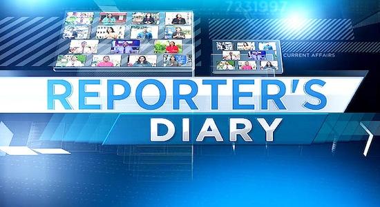 Reporter's Diary