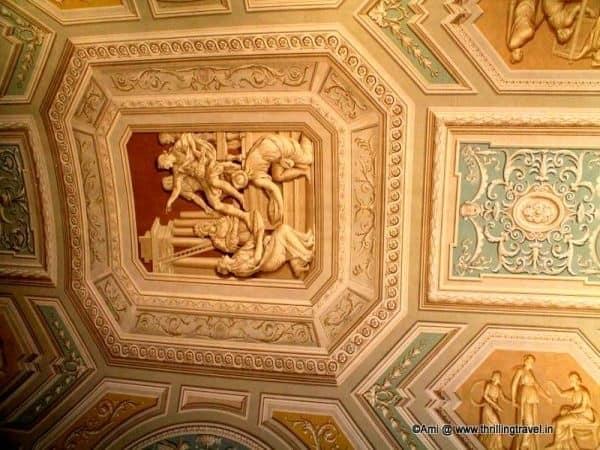 A walk-through the Vatican Museum