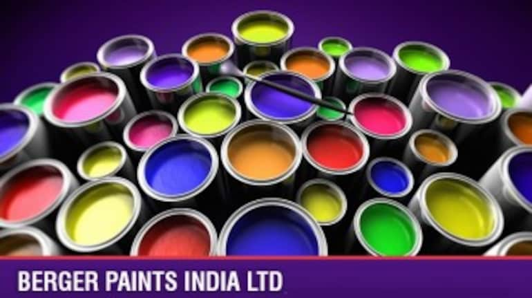 Buy Berger Paints; target of Rs 325: Motilal Oswal - Moneycontrol.com