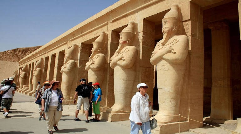 Egypt Eyes 50 Rise In India Tourist Inflow At 1 2 Lac In 2017