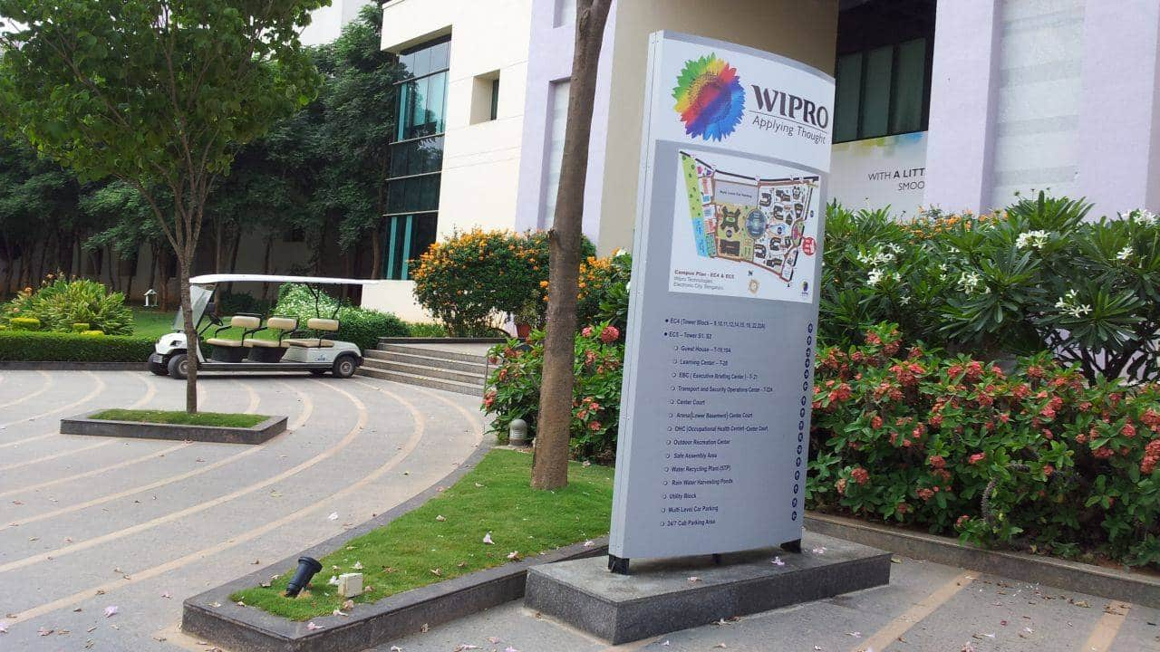 Wipro shares trade down ahead of Q2 earnings; Q3 FY21 guidance, buyback details eyed