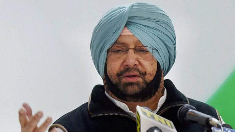 Punjab CM Amarinder Singh reaches out to US corporate sector for investments - Moneycontrol.com