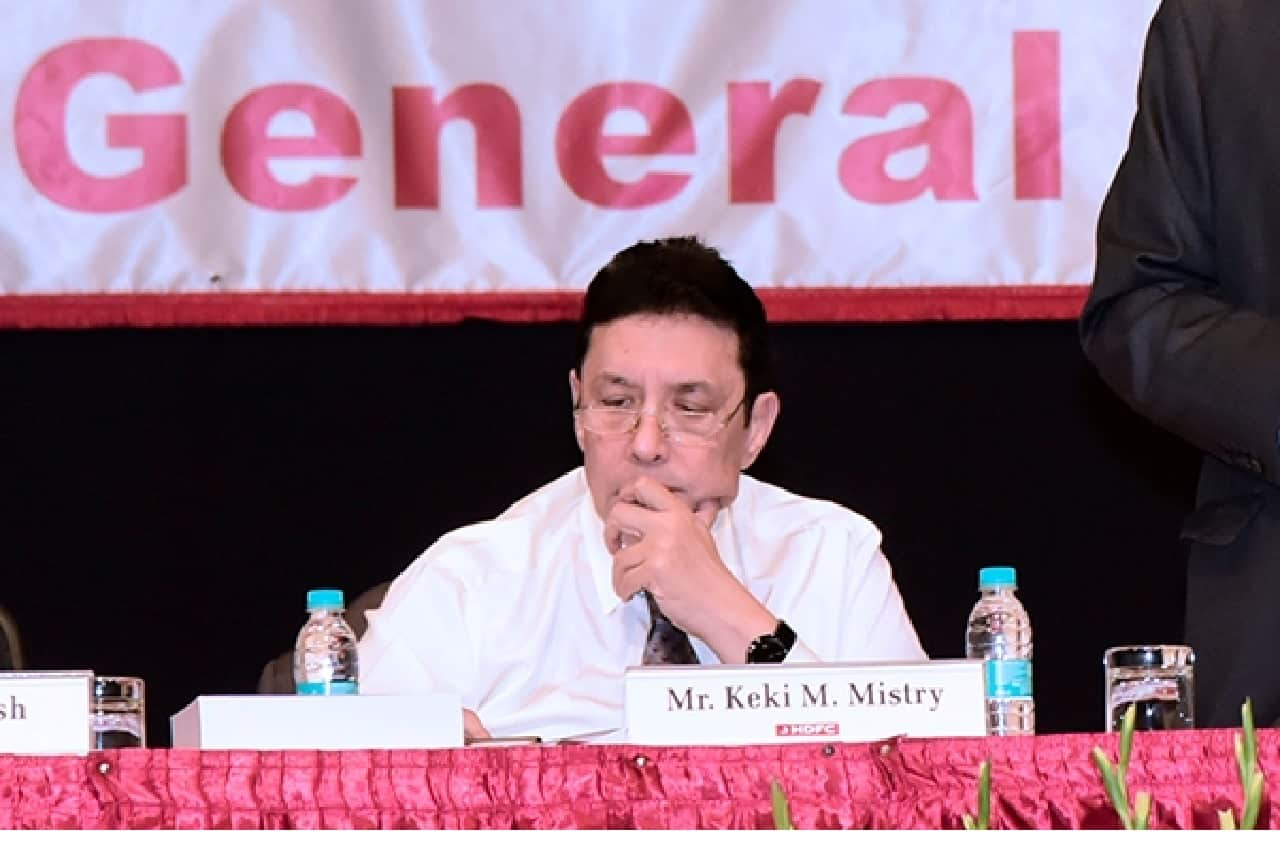 HDFC's Keki Mistry pitches for govt relief package, allays fears over Chinese bank stake