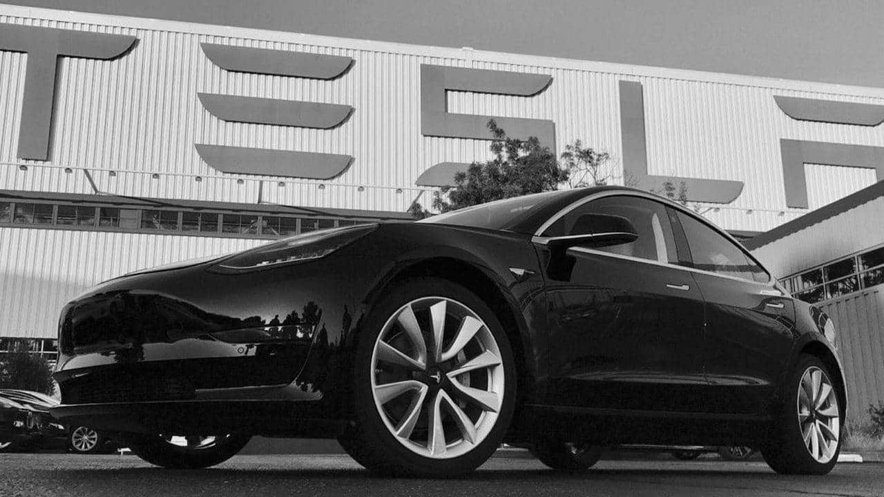 With a 100% rally, what is driving Tesla stock?