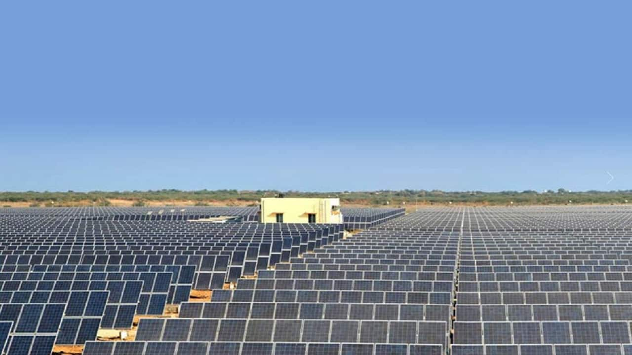 Tata Power gains 1% on commissioning 100 MW solar plant in Andhra Pradesh