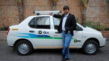 Bhavish Aggarwal's vision for Ola is a cross between Uber and Tesla