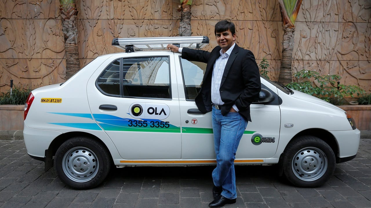 Ola's Bhavish Aggarwal looks to disrupt India's EV market by mass producing vehicles