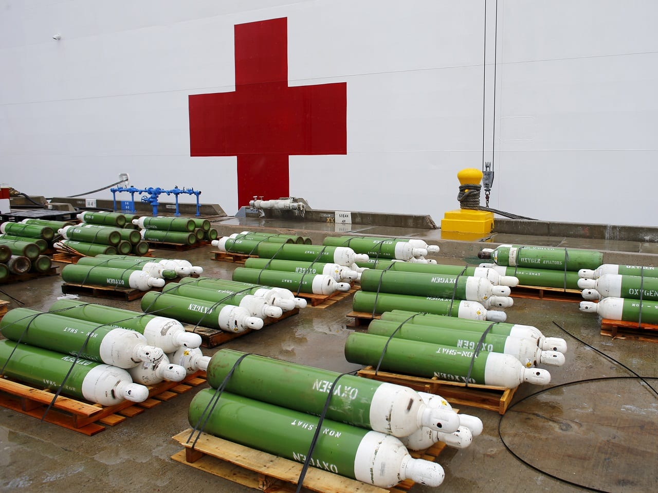 COVID-19 update | Health Ministry to float tender for import of 50,000 MT of medical oxygen