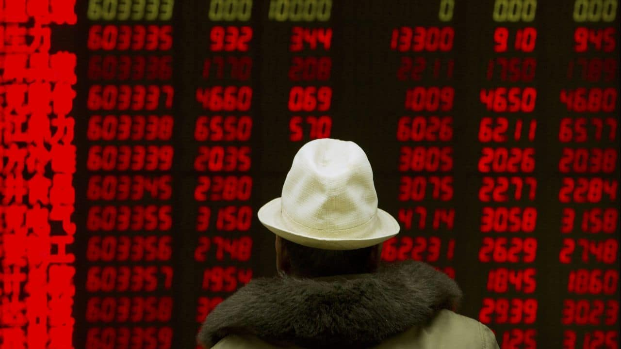 Asian shares unsettled by Wall Street swoon, short seller squeeze
