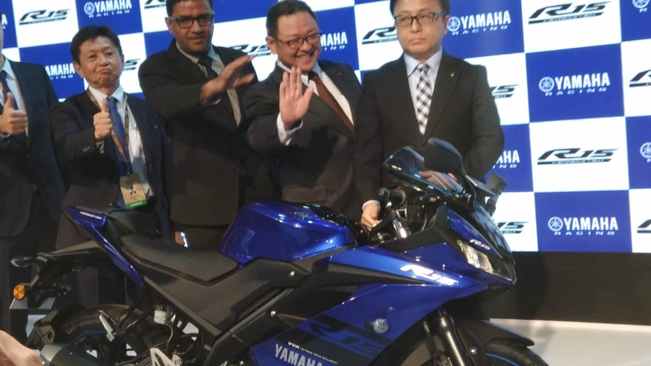 Here's why Yamaha's YZF R15 is a segment leader