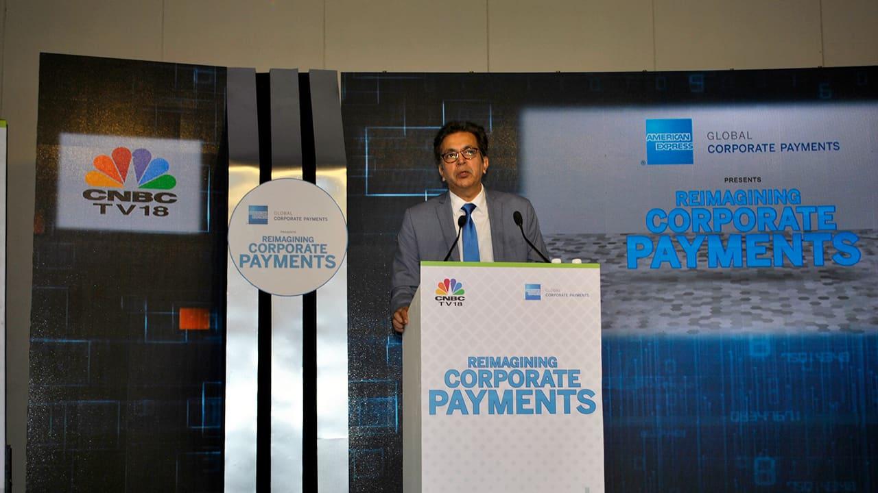 Manoj-Adlakha,-Senior-Vice-President-&-CEO,-American-Express-Banking-Corp.,-India.
