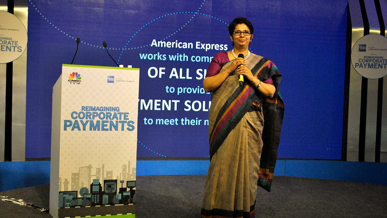 Saru-Kaushal,-VP-&-Country-Business-Head,-Global-Commercial-Payments,-American-Express-Banking-Corp.,-India.