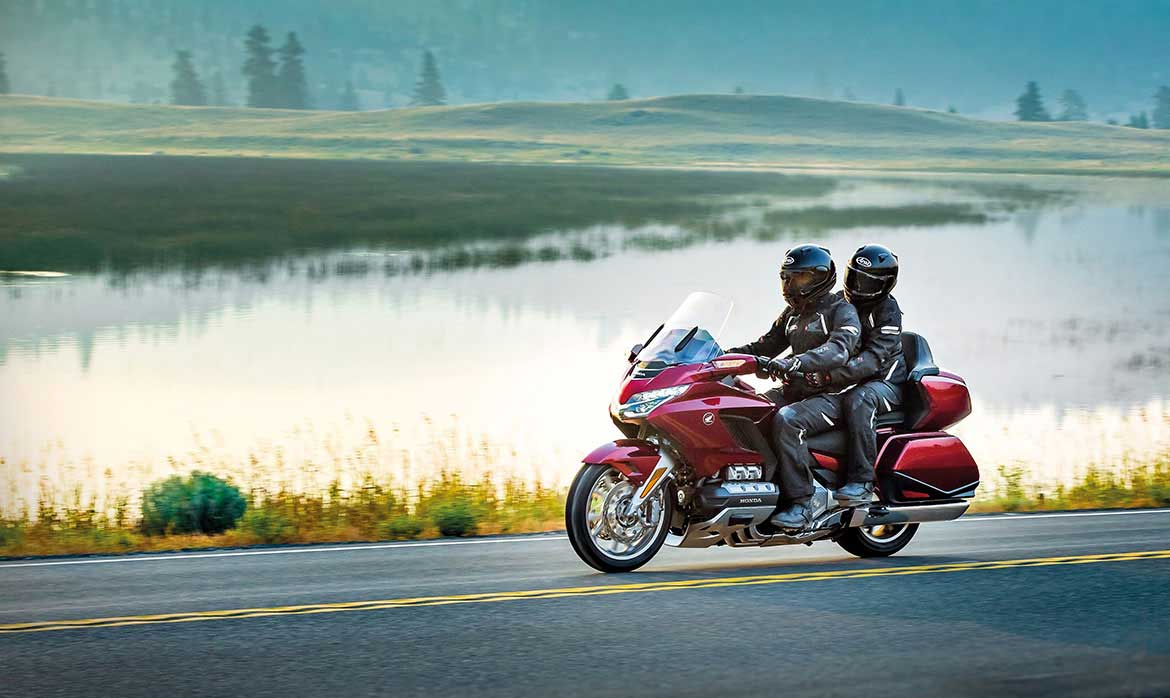 Honda could be working on climate-controlled motorcycle seats