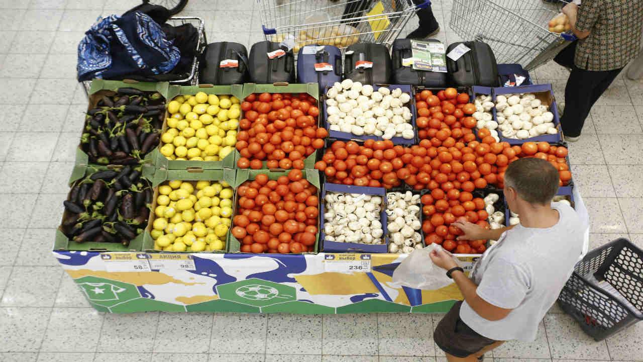 Consumers preferred vegetarian food during lockdown: Nielsen India