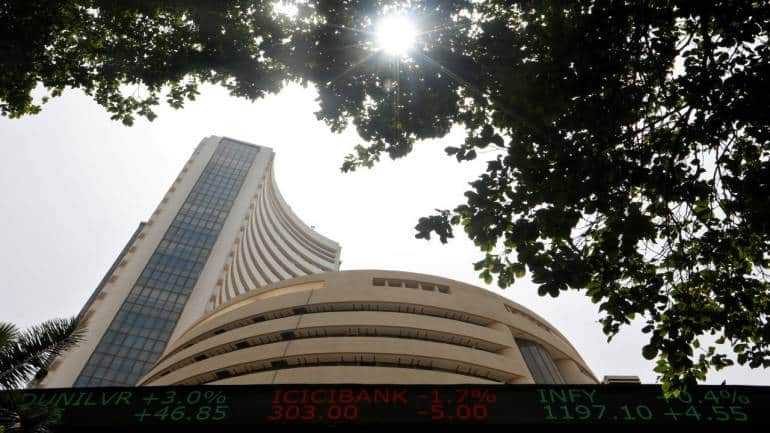 Closing Bell: Sensex ends nearly 100 points lower, Nifty gives up 10,800; IndusInd Bank down 3%