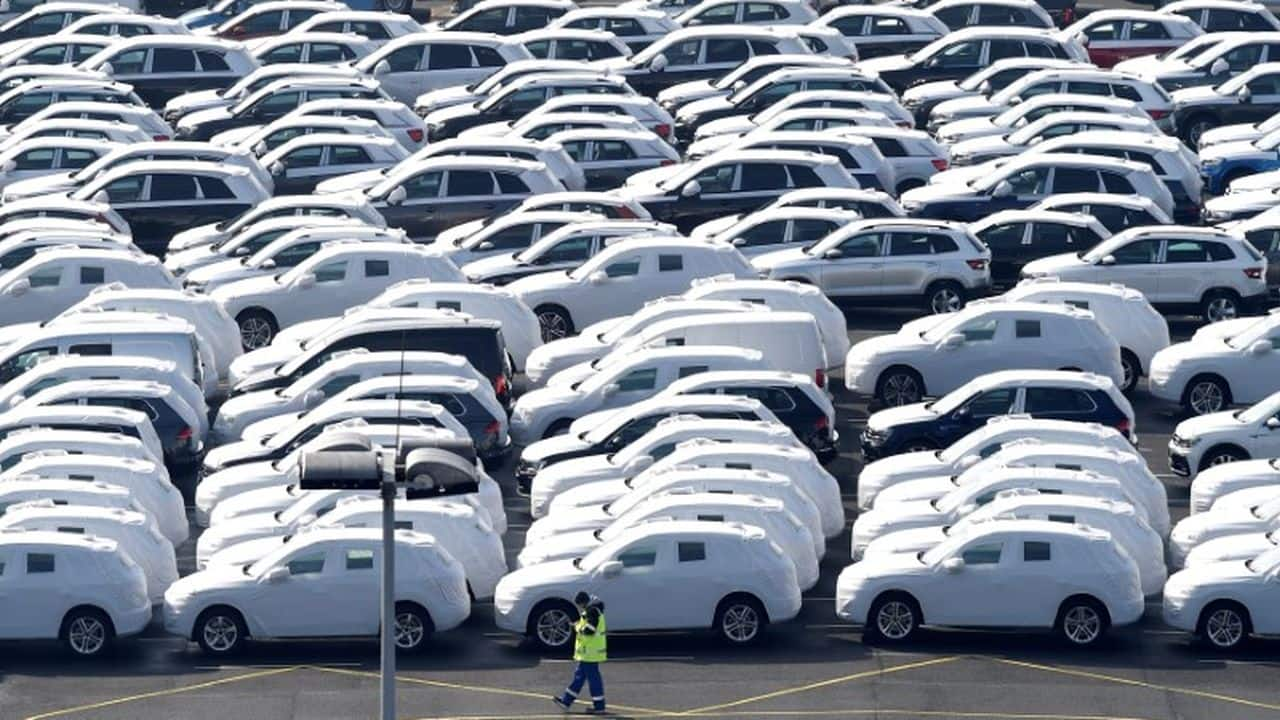 September auto sales: Semiconductor chip shortage a big dampener