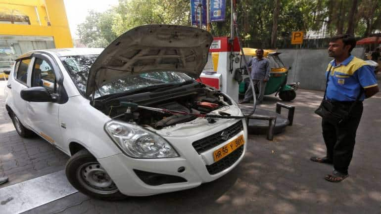 Price of CNG, PNG hiked from today, Petrol and Diesel prices remain stable - Moneycontrol
