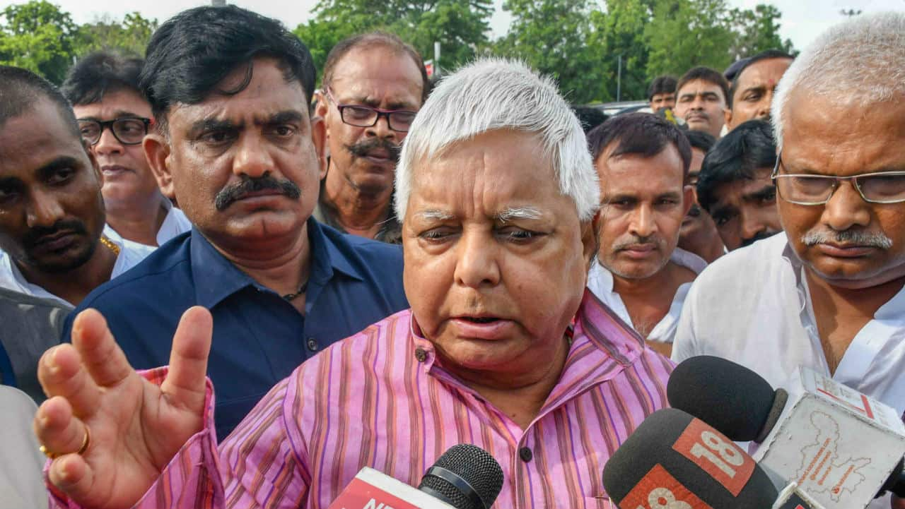 Lalu Prasad gets bail in multi-crore rupees fodder scam case: A timeline of the RJD president's stints in jail