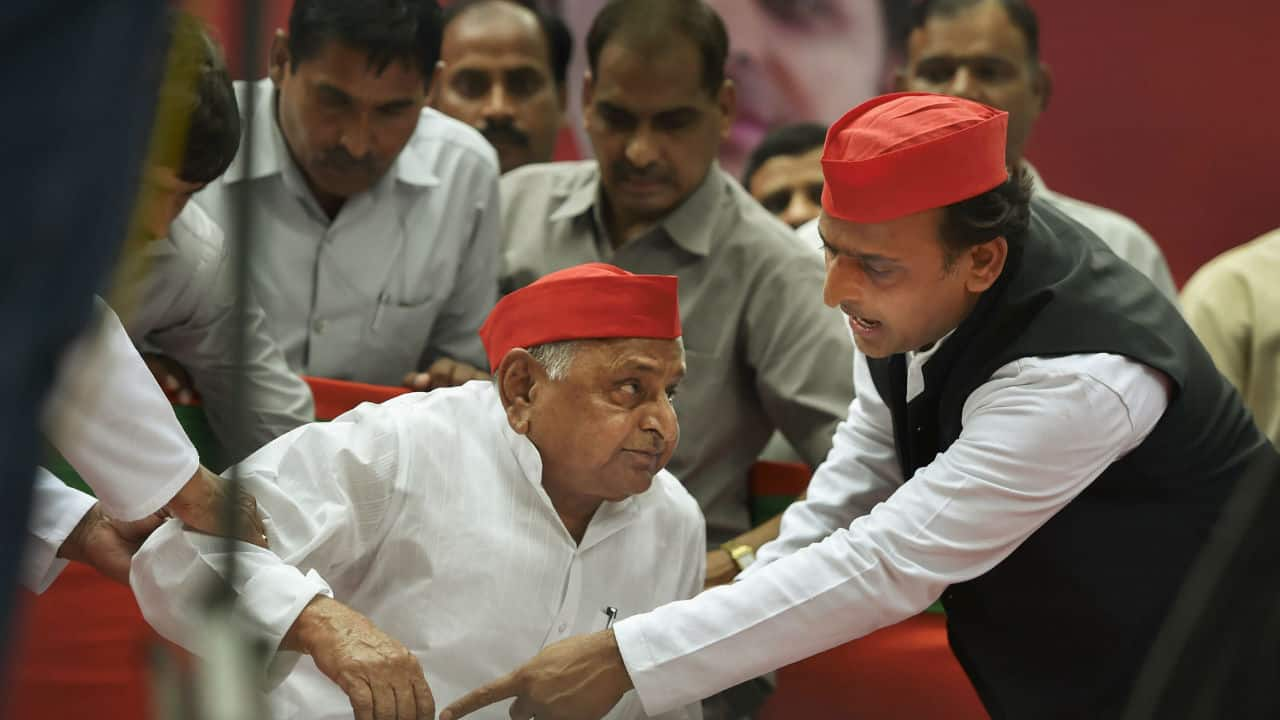 Dynasty Watch | Yadavs of Uttar Pradesh: Is 2019 the make-or-break elections for Mulayam Singh's clan?