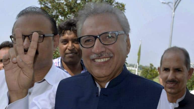 Pakistan's President Arif Alvi tests COVID-19 positive days after taking first vaccine dose - Moneycontrol