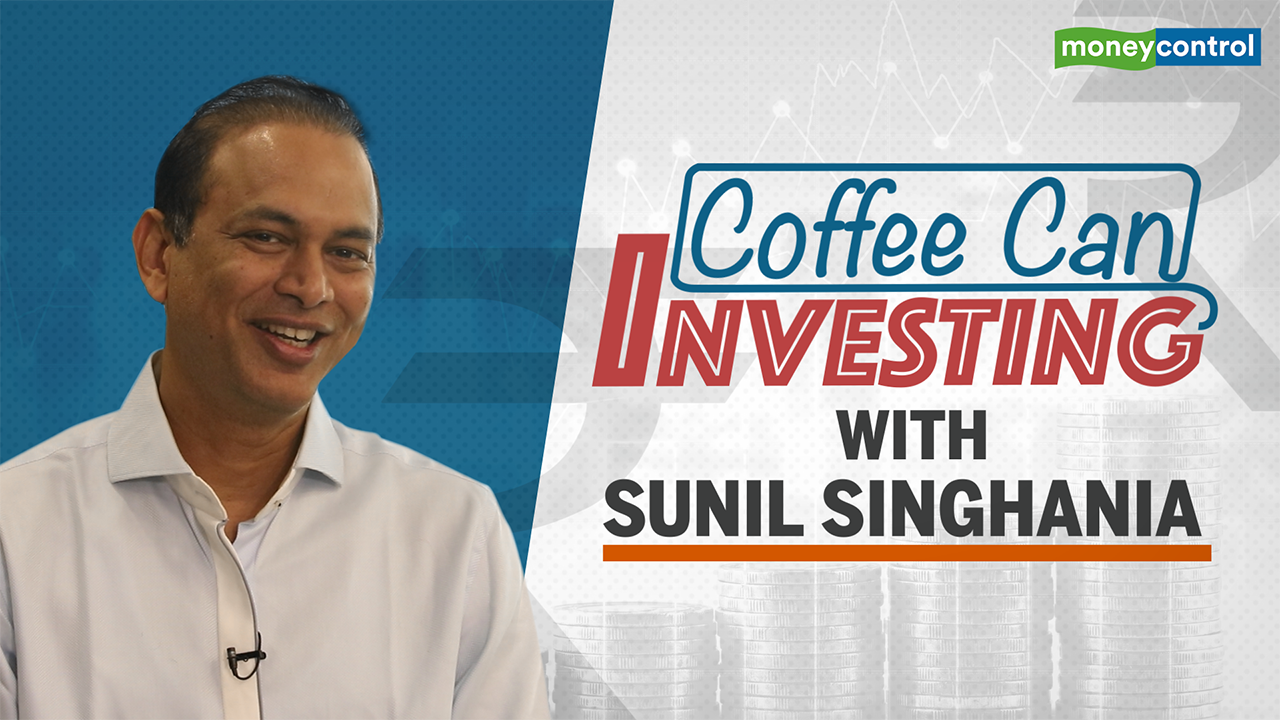 Coffee Can Investing: Sunil Singhania shares the rationale behind Bajaj Finance, Eicher, JSPL, TVS bets