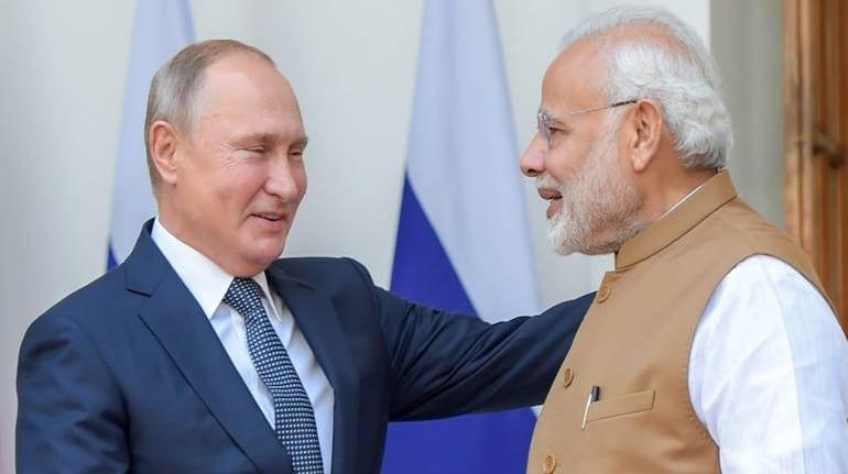 Pm Modi Vladimir Putin Discuss Regional Global Issues