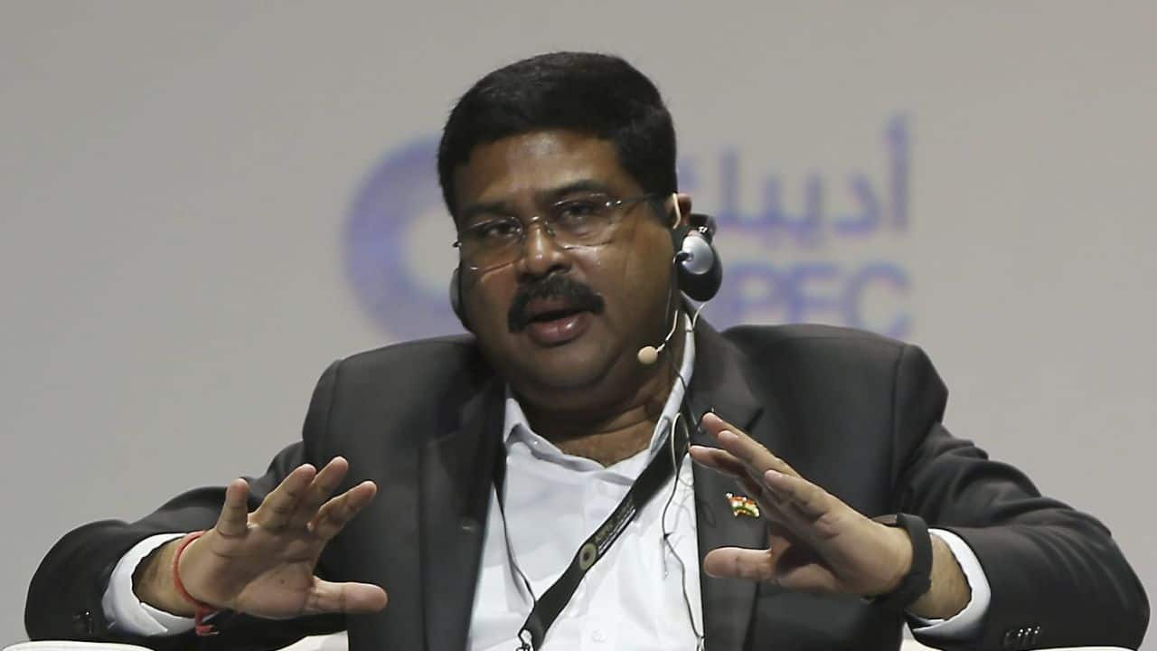 Fuel prices will come down as winter ends, says Oil Minister Dharmendra Pradhan