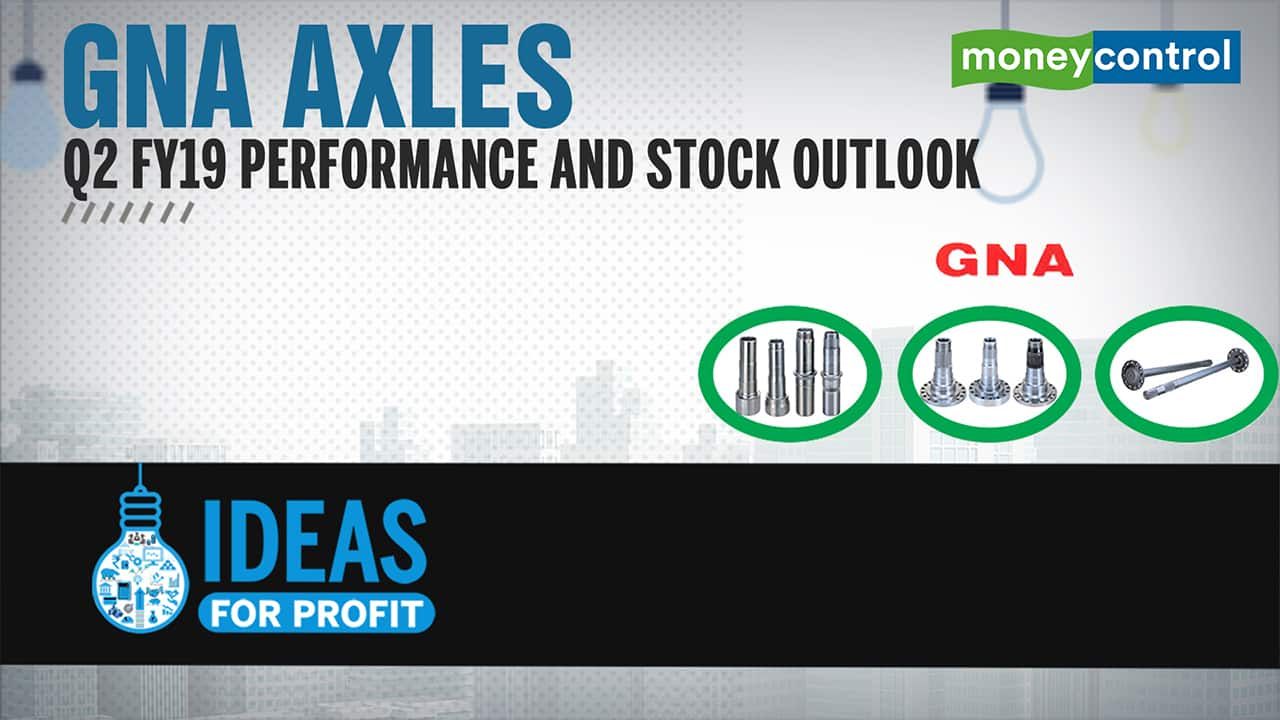 Ideas for Profit | GNA Axles is a future-ready auto-ancillary firm for long term