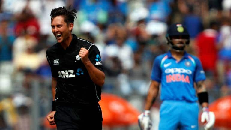 IND vs NZ 4th ODI Highlights: Boult five-for puts India on the mat, New Zealand win by 8 wickets