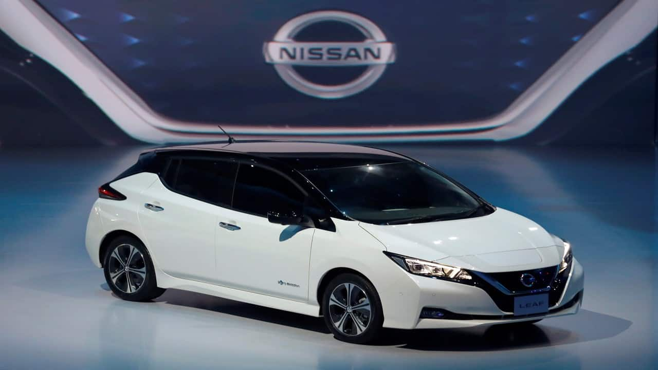 In pics: Nissan's all-electric car Leaf; due for launch in India this year
