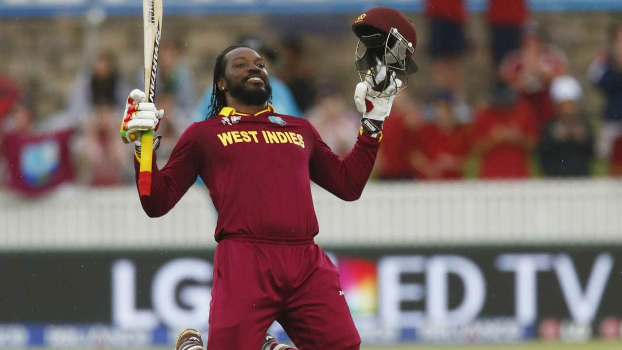 How long can Chris Gayle keep defying his age?
