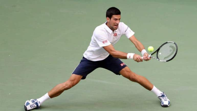 Us Open 2020 Novak Djokovic Disqualified In Fourth Round After Striking Line Judge With Ball In Frustration