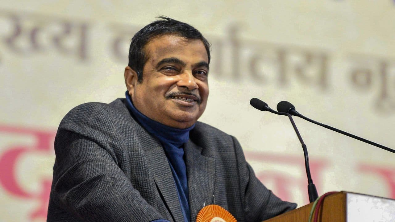 Have urged Tesla to start manufacturing in India as early as possible: Union minister Nitin Gadkari