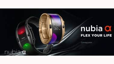 Nubai Alpha Smartwatch