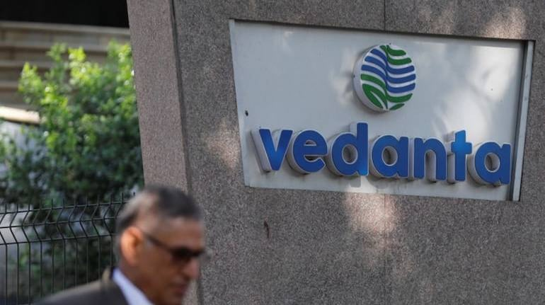Vedanta recoups some of Monday's losses, climbs 5%