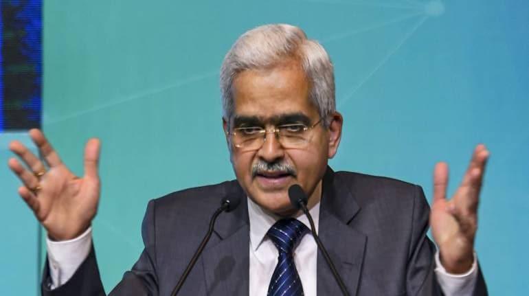 File Photo of RBI Governor Shaktikanta Das