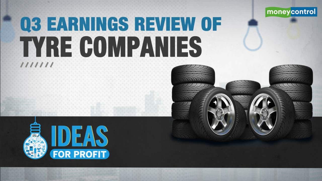 Ideas for Profit   Higher input cost, weak demand weigh on profitability of tyremakers; buy Apollo & Ceat