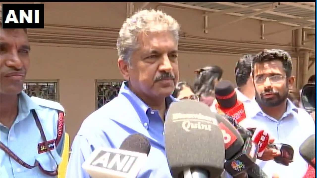 Anand Mahindra is a fan of 8-year-old Licipriya Kangujam; here is why