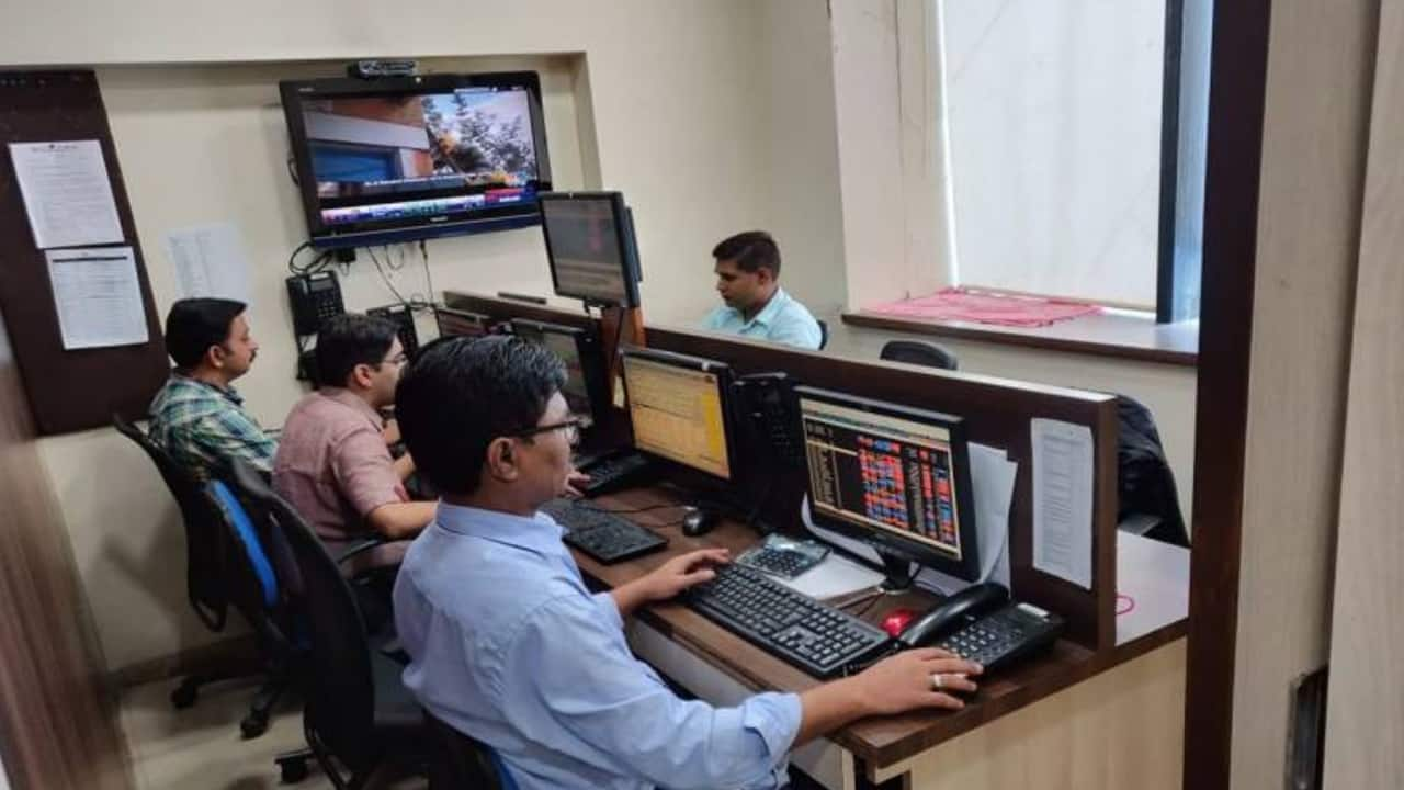 Nifty may trade in 11,600-12,000 range for next 3-4 weeks: Axis Securities