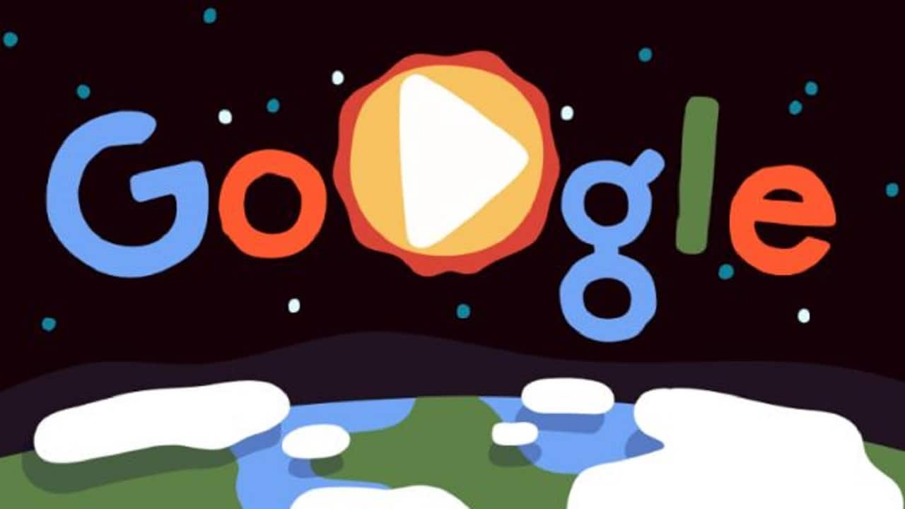 Google Doodle marks Earth Day with unique slideshow