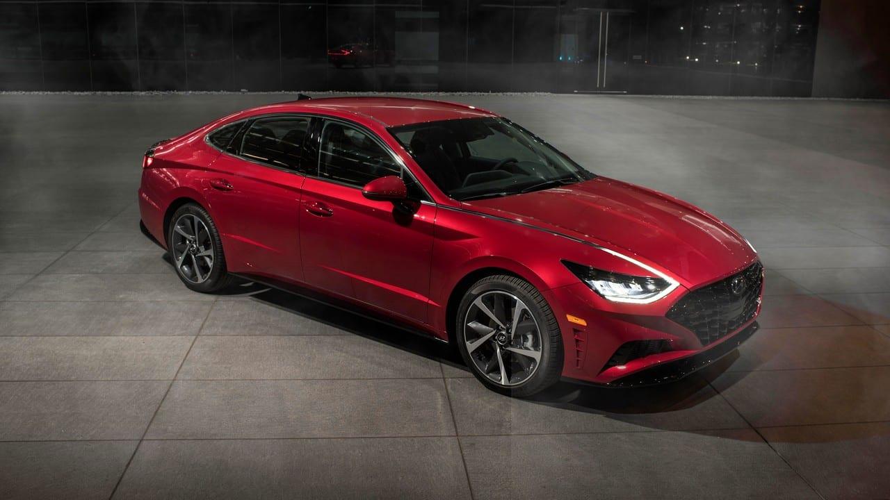Hyundai unveils 2020 Sonata at New York International Auto Show