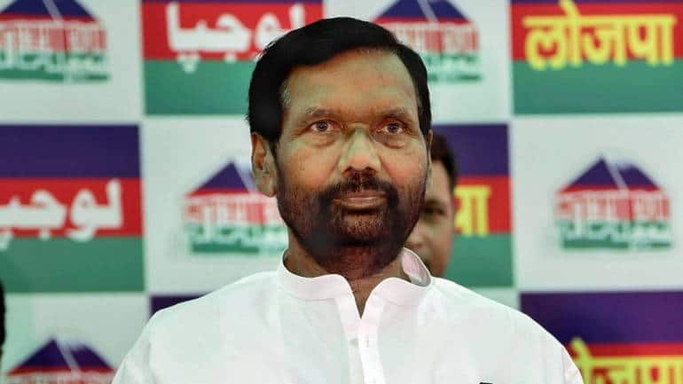 Ram Vilas Paswan The Man Who Predicted Which Side The Political Wind Blew