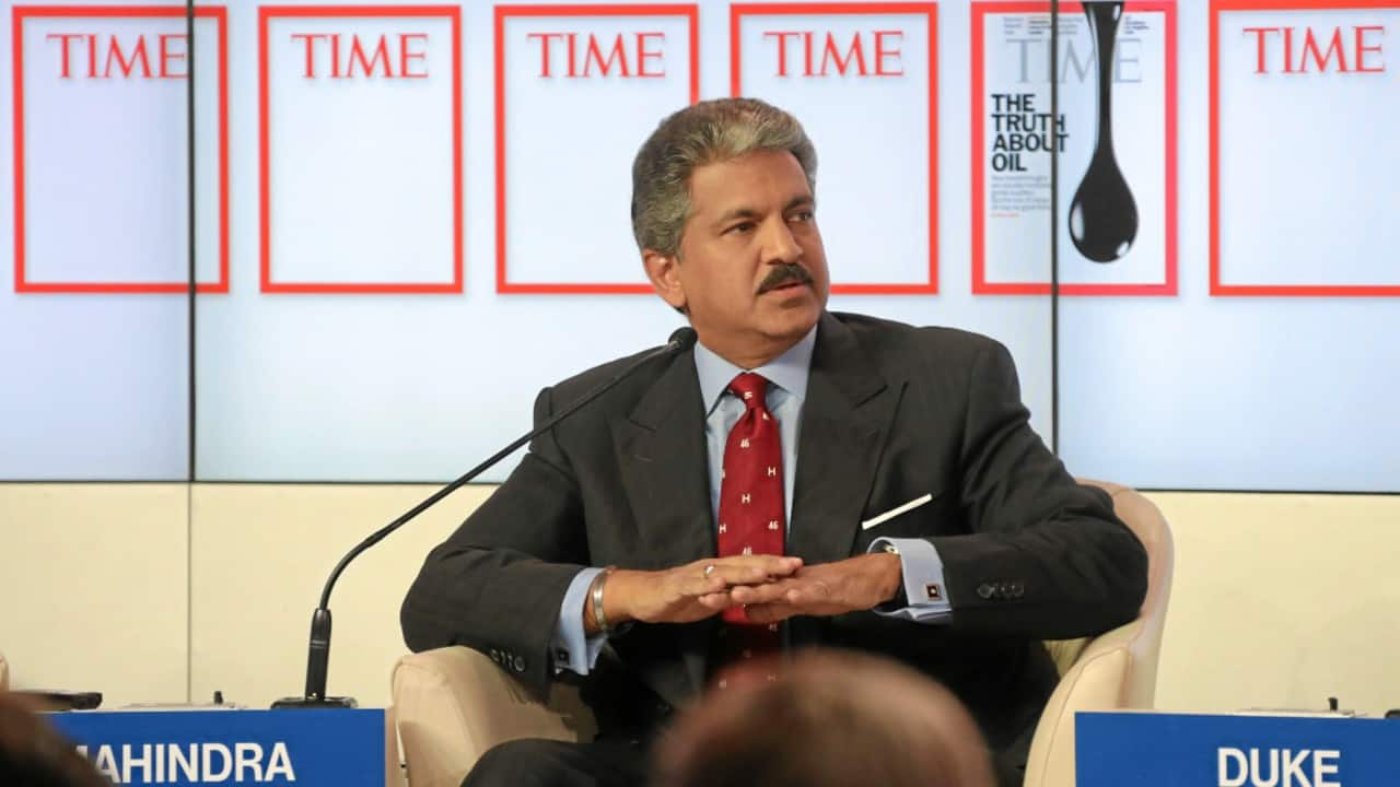 Anand Mahindra is all praise for this city's cleanness quotient