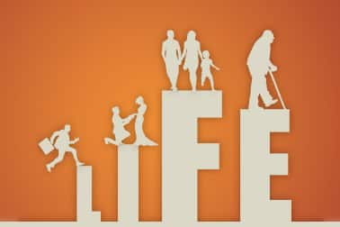 Your first job to your retirement, a life insurance plan is crucial at every stage of your life.