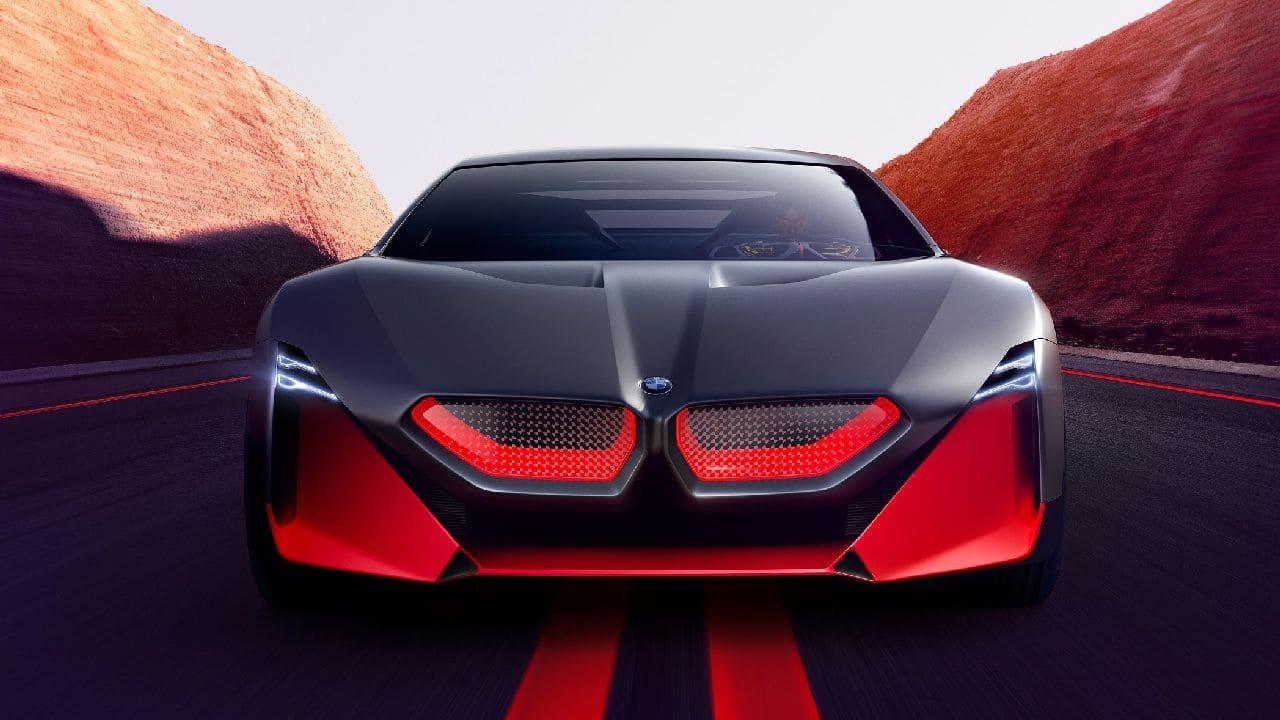 BMW Vision M NEXT front