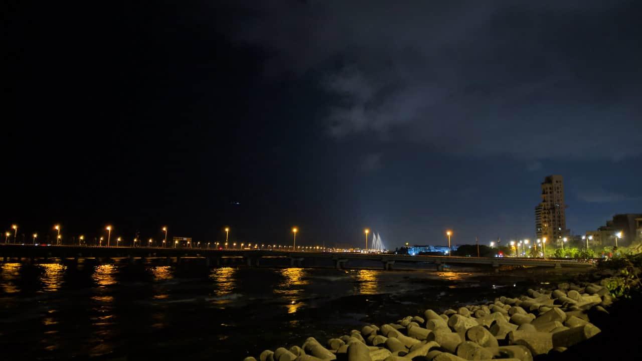 Pixel 3a NightSight