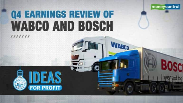 Ideas for Profit   Wabco & Bosch: Long term buys amid a sluggish demand outlook
