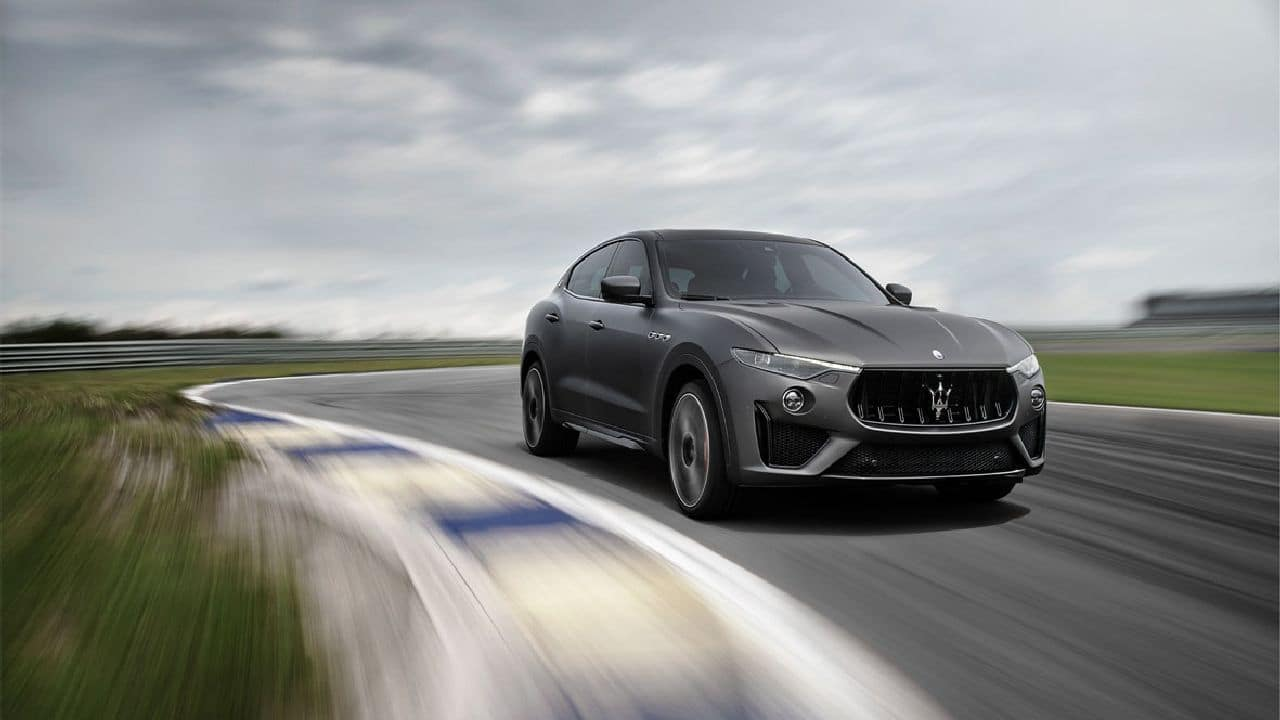 Maserati Levante Trofeo To Be Launched By End 2019 India To First Receive Right Hand Drive Version