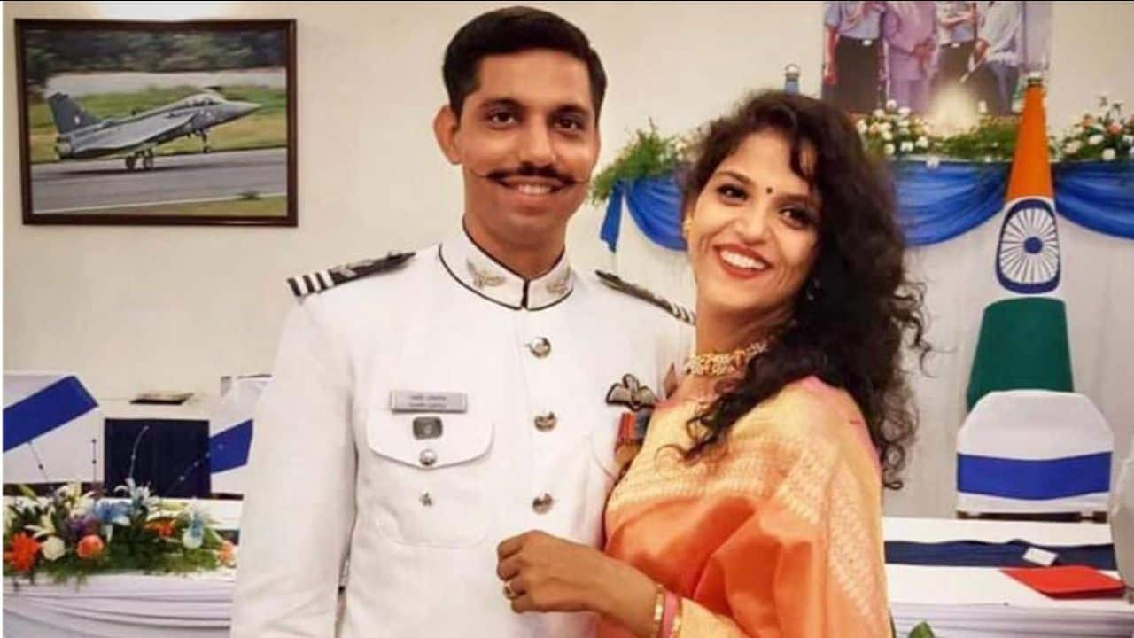 Wife of pilot killed in Mirage 2000 crash to join Air Force